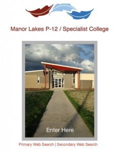 Manor Lakes College website